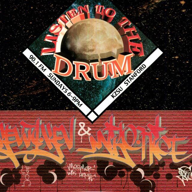 LISTEN TO THE DRUM / VARIOUS Vinyl Record