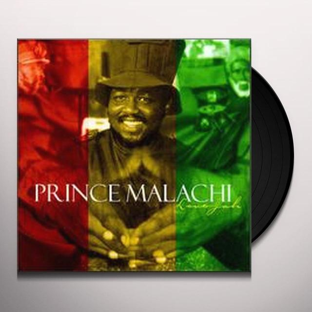 Prince Malachi LOVE JAH Vinyl Record