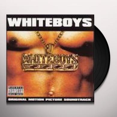 WHITEBOYS / O.S.T. Vinyl Record
