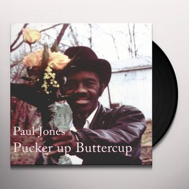 Paul Jones PUCKER UP BUTTERCUP Vinyl Record