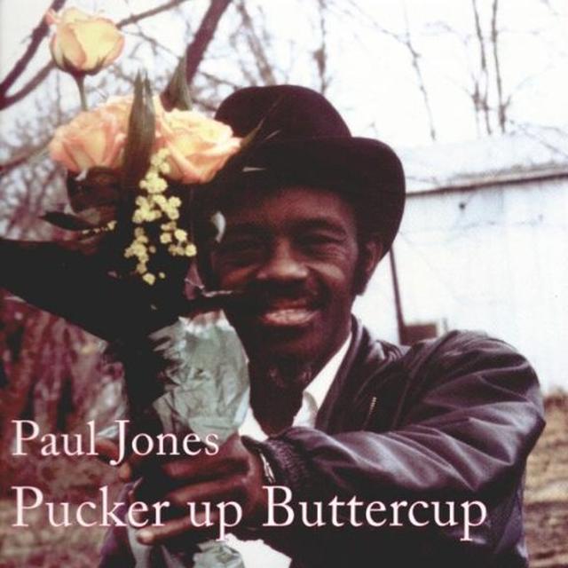Paul Jones PUCKER UP BUTTERCUP Vinyl Record