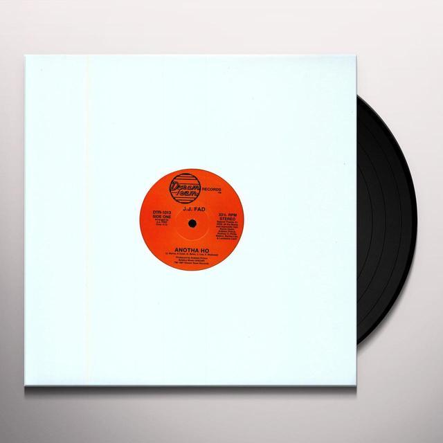 J.J. Fad SUPERSONIC Vinyl Record