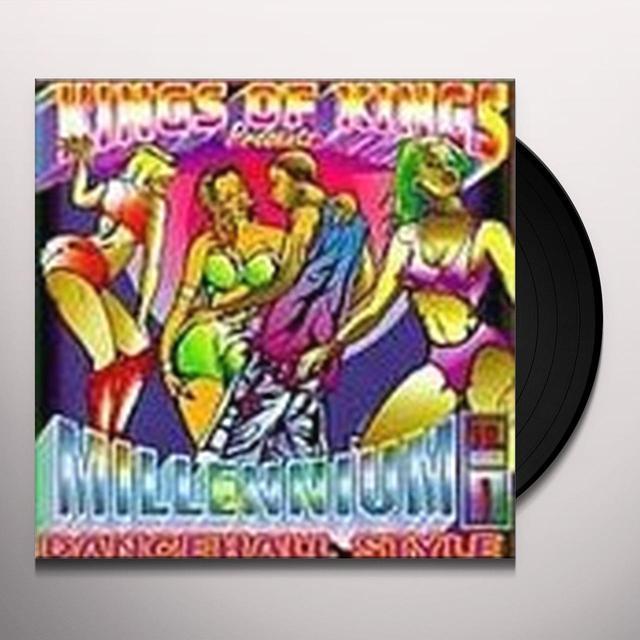 MILLENNIUM DANCEHALL 1 / VARIOUS Vinyl Record