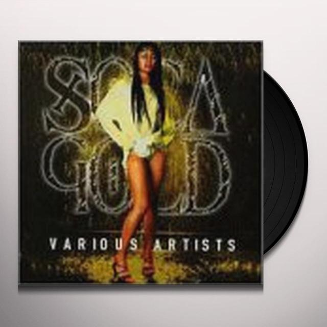 SOCA GOLD 1999 / VARIOUS Vinyl Record