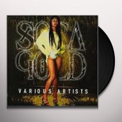 SOCA GOLD 1999 / VARIOUS Vinyl Record