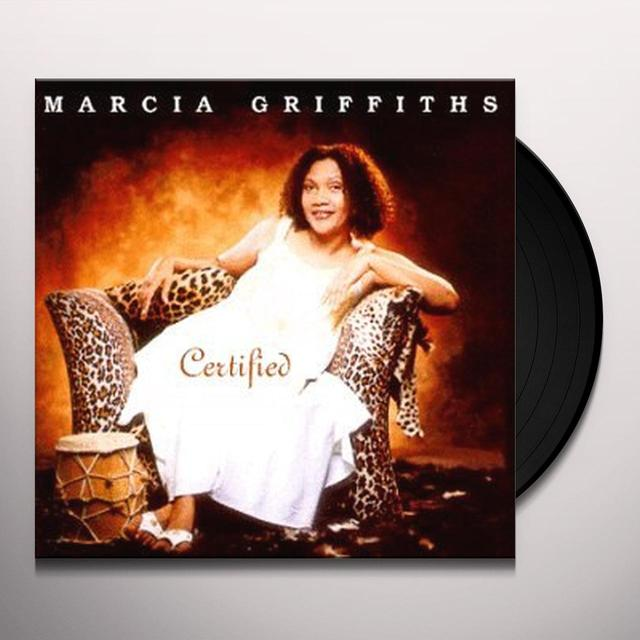 Marcia Griffiths CERTIFIED Vinyl Record