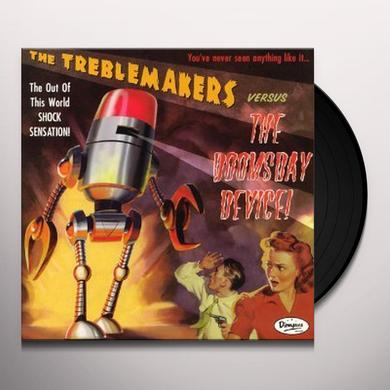 TREBLEMAKERS VS THE DOOMSDAY DEVICE Vinyl Record