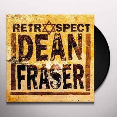 Dean Fraser RETROSPECT Vinyl Record