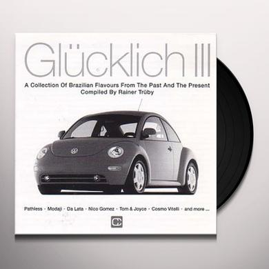 GLUCKLICH 3 / VARIOUS Vinyl Record