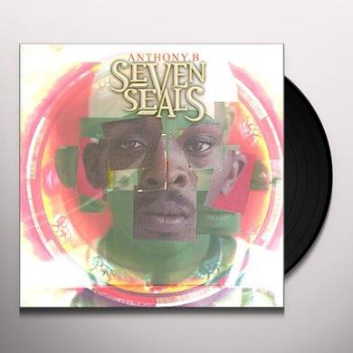 Anthony B SEVEN SEALS Vinyl Record