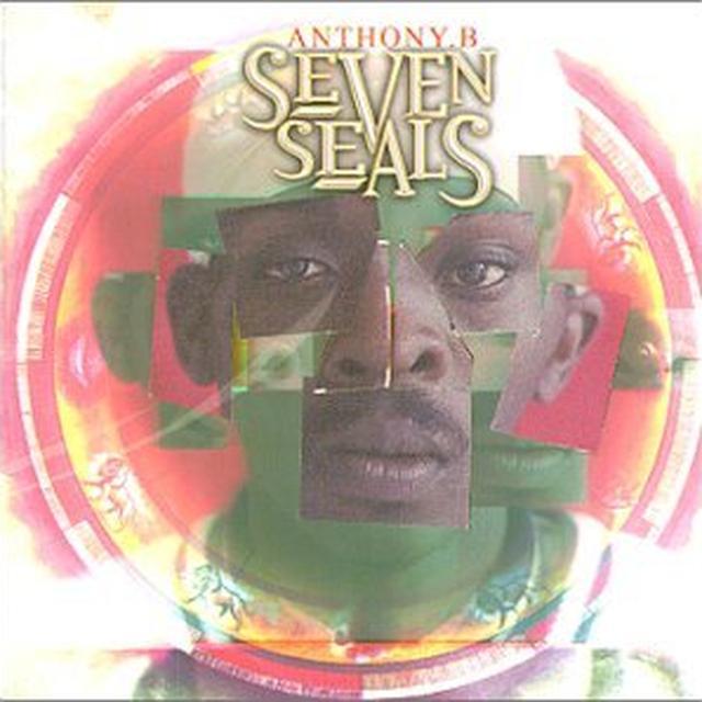 Anthony B SEVEN SEALS (ENH) Vinyl Record