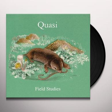 Quasi FIELD STUDIES Vinyl Record - Digital Download Included