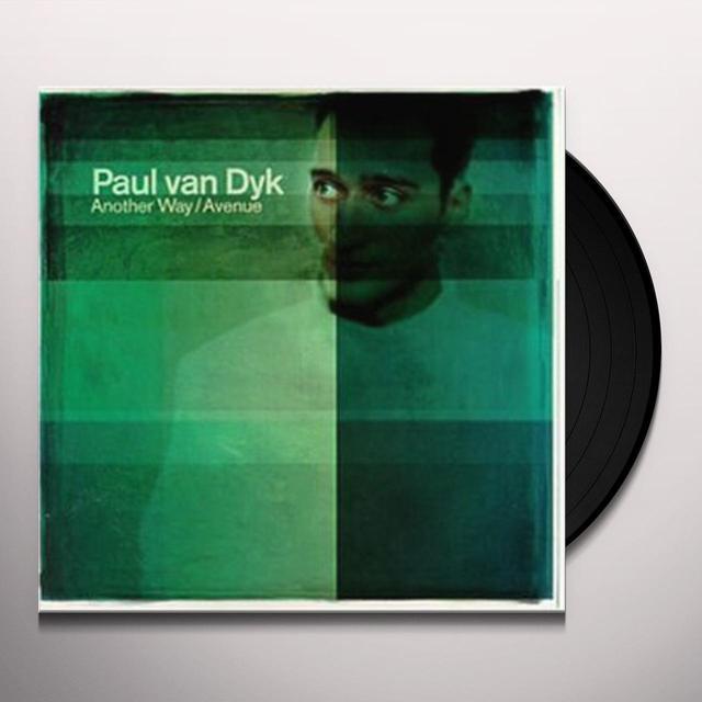 Paul Van Dyk IMAGINATION / AVENUE Vinyl Record
