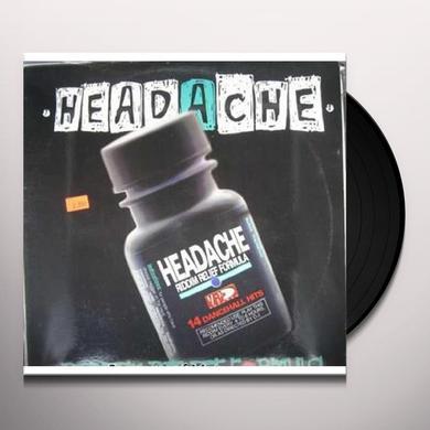 HEADACHE / VARIOUS Vinyl Record
