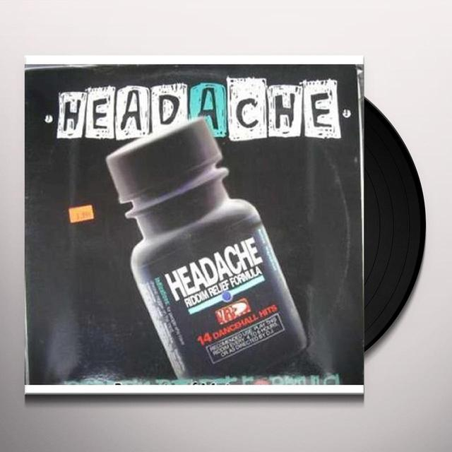 HEADACHE / VARIOUS Vinyl Record
