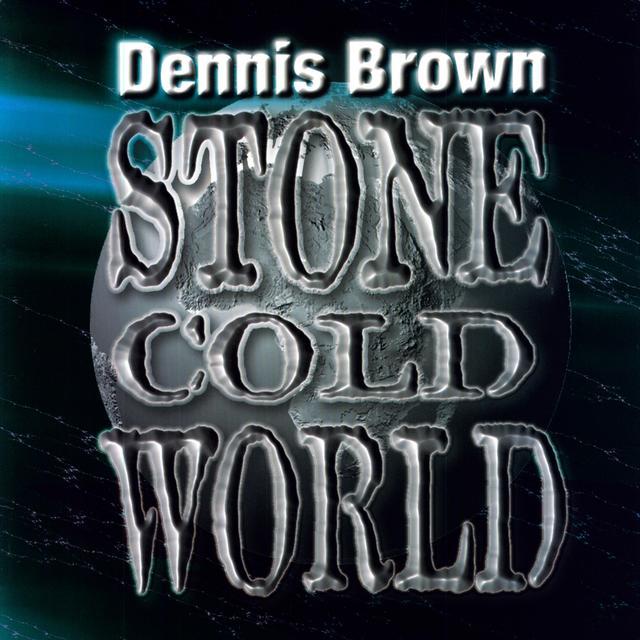 BROWN,DENNIS / STONE COLD WORLD Vinyl Record
