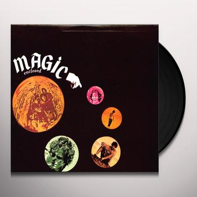 Magic! ENCLOSED Vinyl Record