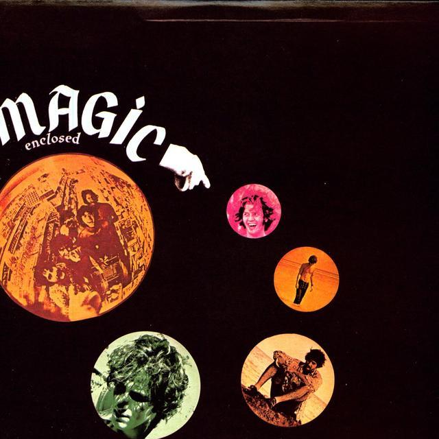 Magic! ENCLOSED Vinyl Record
