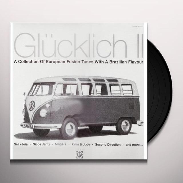 GLUCKLICH 2 / VARIOUS (2 LP'S) Vinyl Record