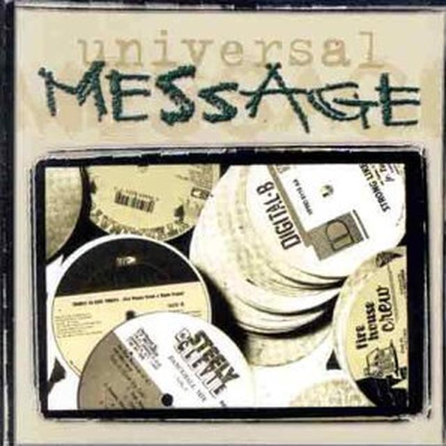 UNIVERSAL MESSAGE / VARIOUS Vinyl Record