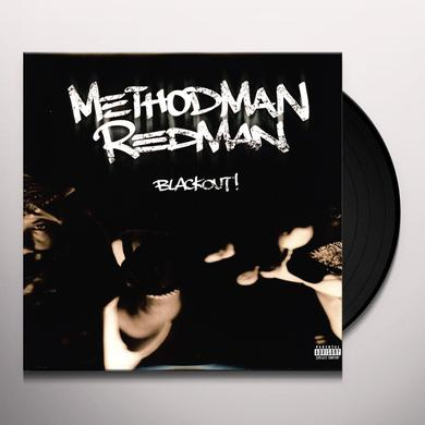 Method Man / Redman BLACKOUT Vinyl Record
