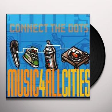 MUSIC 4 ALL CITIES / VARIOUS Vinyl Record