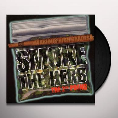 SMOKE THE HERB THE SECOND POUND / VARIOUS (Vinyl)