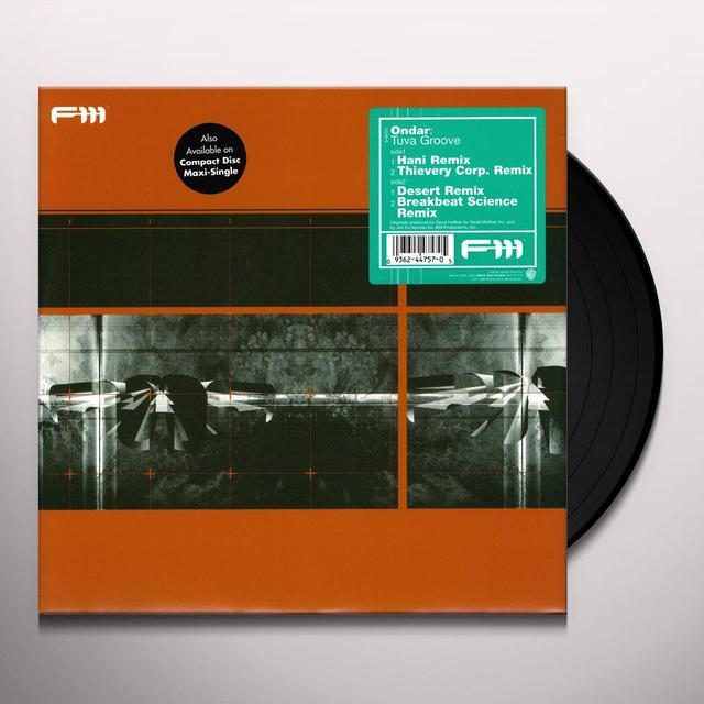 Ondar TUVA GROOVE Vinyl Record