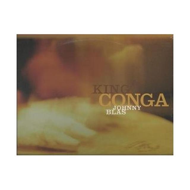 Johnny Blas KING CONGA Vinyl Record
