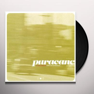 Puracane THINGS WE SHOULD LEAVE ALONE / 14 NIGHTS Vinyl Record