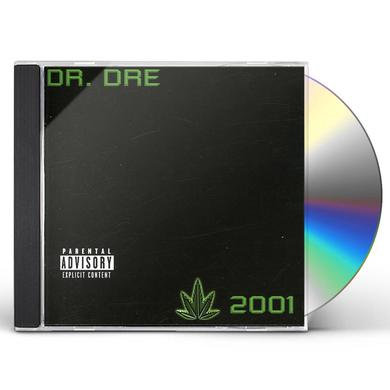 DR DRE 2001 CD