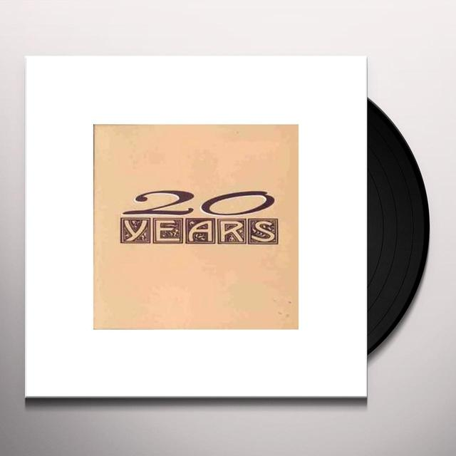 VP 20TH ANNIVERSARY / VARIOUS Vinyl Record