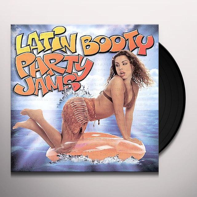 LATIN BOOTY PARTY JAMS / VARIOUS Vinyl Record