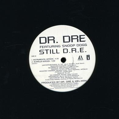Dr Dre STILL DRE (X4) Vinyl Record