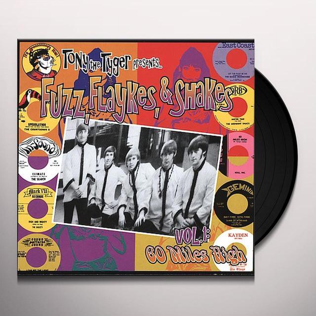TONY THE TYGER PRESENTS: FUZZ FLAKES SHAKES 1 / VA (Vinyl)
