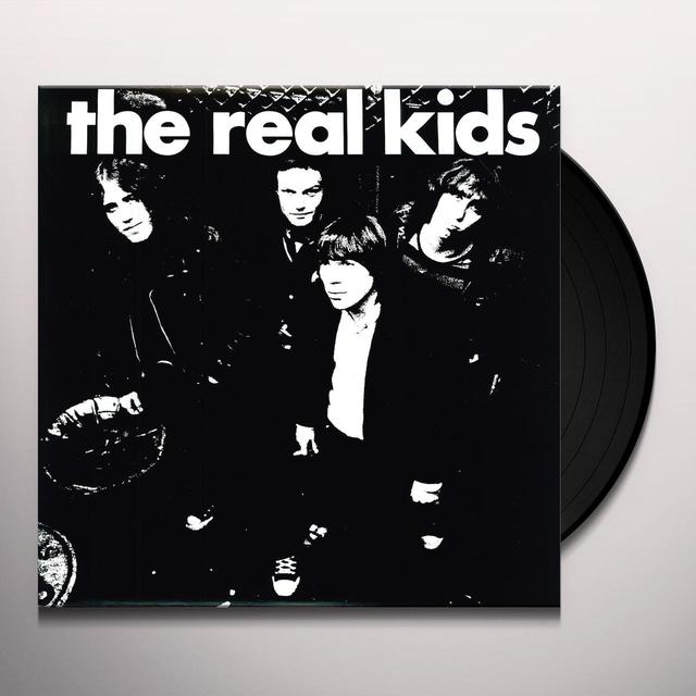 REAL KIDS Vinyl Record