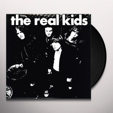 REAL KIDS Vinyl Record