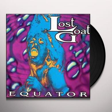 Lost Goat EQUATOR Vinyl Record