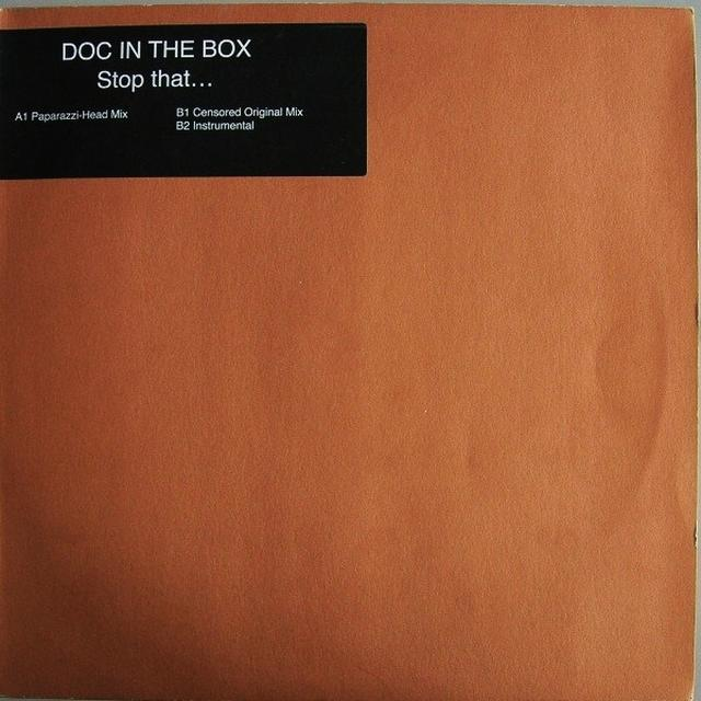 Doc In The Box STOP THAT Vinyl Record