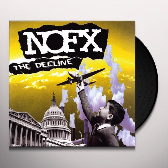 Nofx DECLINE (EP) Vinyl Record
