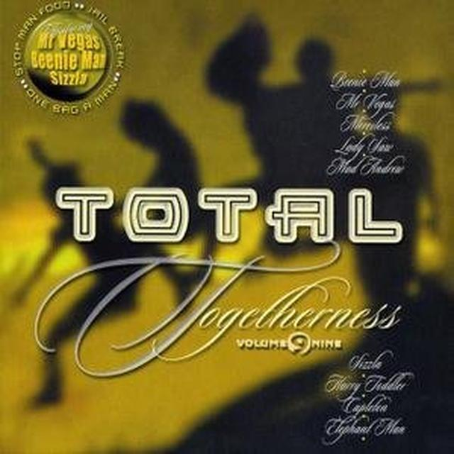 TOTAL TOGETHERNESS 9 / VARIOUS Vinyl Record