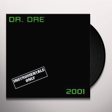 Dr Dre 2001 INSTRUMENTAL Vinyl Record