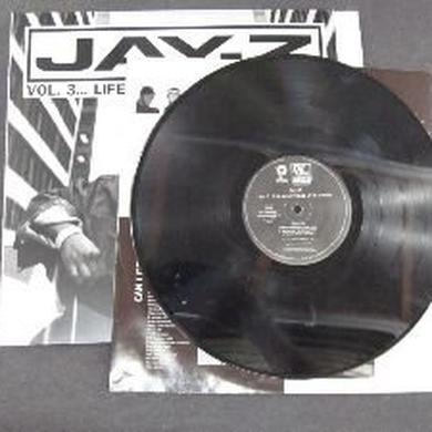 Jay Z VOLUME 3: LIFE & TIMES OF S CARTER Vinyl Record