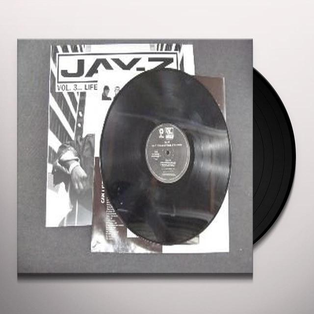 Jay Z VOLUME 3: LIFE & TIMES OF S CARTER Vinyl Record