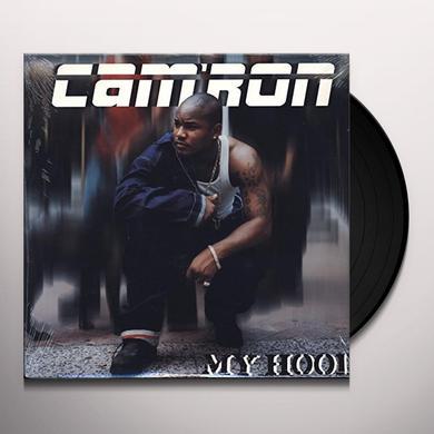 Cam'Ron MY HOOD (X4) Vinyl Record