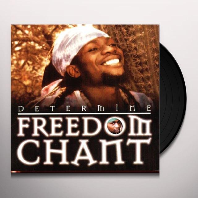 Determine FREEDOM CHANT (Vinyl)