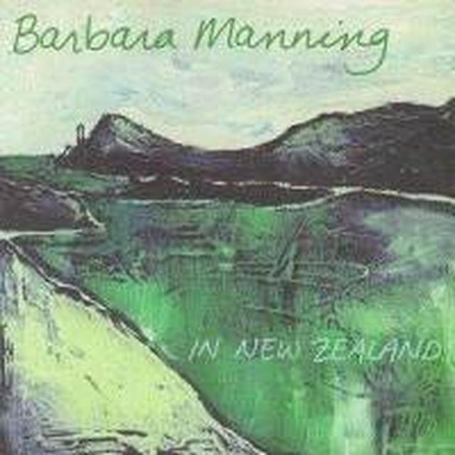 Barbara Manning IN NEW ZEALAND Vinyl Record