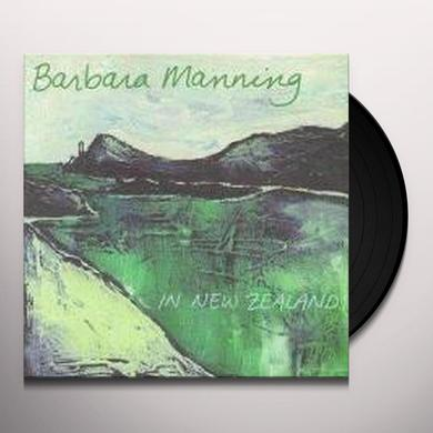 Barbara Manning IN NEW ZEALAND Vinyl Record