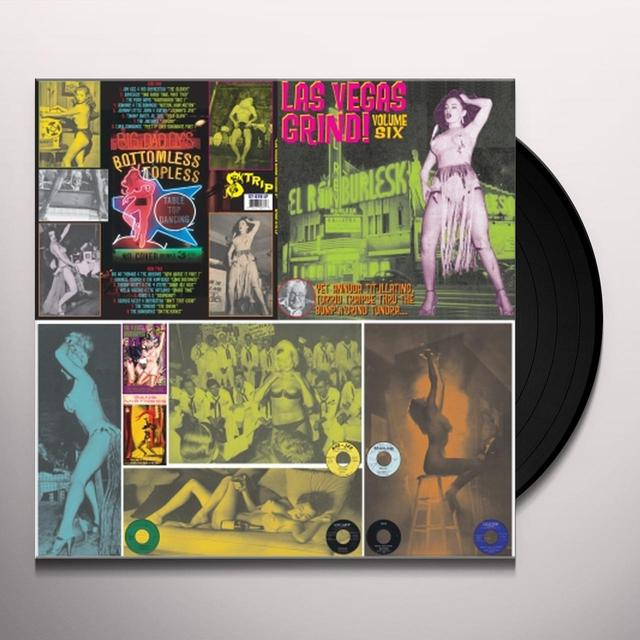 LAS VEGAS GRIND 6 / VARIOUS (DLX) LAS VEGAS GRIND 6 / VARIOUS Vinyl Record