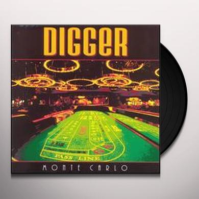 Digger MONTE CARLO Vinyl Record